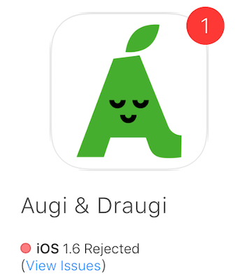 Reject app